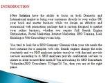 SEO Company Chennai|SEO Consultants Porur|SEO Consultants Vadapalani|SEO Consultants T-Nagar