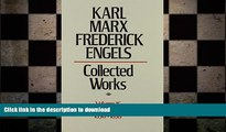 Free [PDF] Downlaod  Karl Marx, Frederick Engels: Marx and Engels Collected Works 1856-58 (Karl