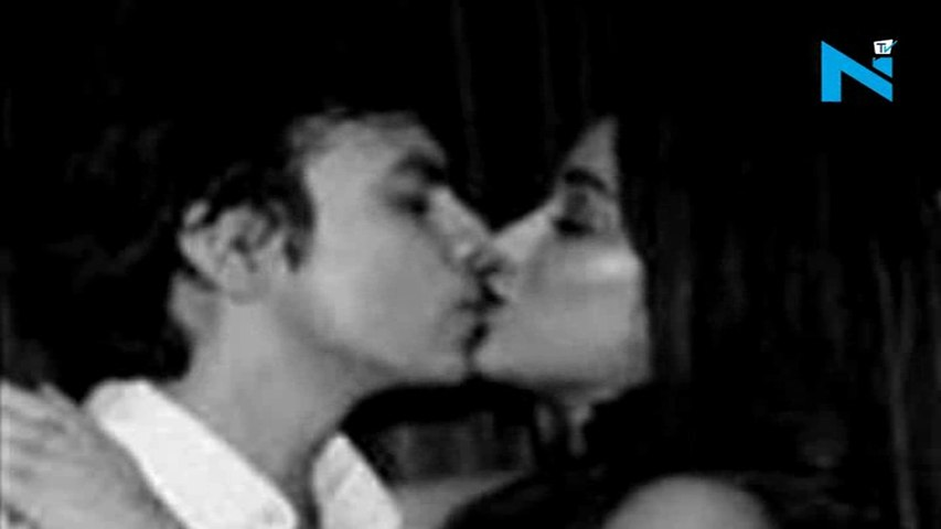 Sridevi's daughter caught kissing boyfriend!!