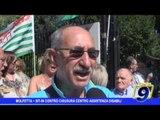 Molfetta  | Sit- in di protesta contro la chiusura del centro polivalente