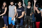 Check out what these Bollywood stars were doing together!