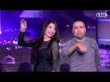 #الليلة_دي   وصلة رقص لـ دينا مع محمود عبدالمغني علي أغنية - يا بنت السلطان