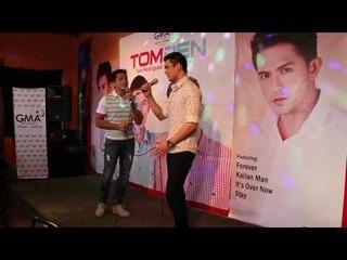 TomDen I Forever I Album Launch video