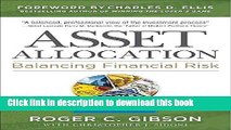 [Read PDF] Asset Allocation: Balancing Financial Risk, Fifth Edition Download Free