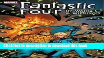 [Read PDF] Fantastic Four By Mark Waid and Mike Wieringo: Ultimate Collection - Book One