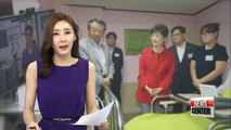 Spreading Korea's telemedicine knowhow: President Park continues check-up in field