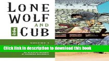 Books Lone Wolf and Cub Volume 2: The Gateless Barrier (Lone Wolf and Cub (Dark Horse)) Full Online