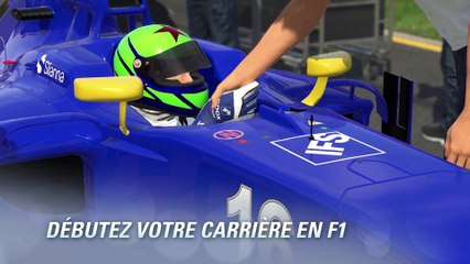 F1 2016 - Career Trailer [FR] de F1 2016