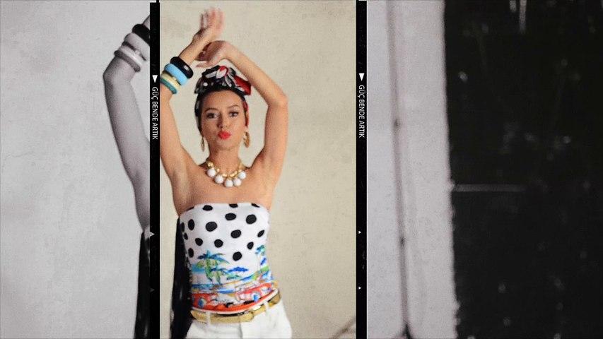 Tuğba Yurt - Güç Bende Artık (Photoshoot Backstage)