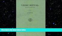 Free [PDF] Downlaod  Religionen - Vedic Ritual (Handbuch Der Orientalistik - Abteilung - Indien,