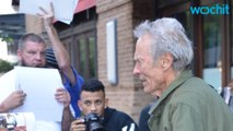 Clint Eastwood Is 'Over' The Trump Controversy