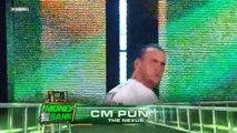 CM Punk vs. John Cena, Money in the Bank 2011