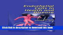 Ebook Endothelial Cells in Health and Disease Full Download