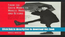 Ebook From the Greek Mimes to Marcel Marceau and Beyond Full Online