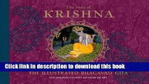PDF Download) The Song of Krishna: The Illustrated Bhagavad