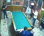 Le joueur de billard le plus chanceux du monde... Trick involontaire incroyable