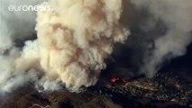 Etats-Unis : la Californie toujours en proie aux flammes