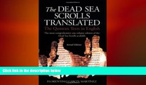 EBOOK ONLINE  The Dead Sea Scrolls Translated: The Qumran Texts in English  BOOK ONLINE