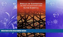 Free [PDF] Downlaod  Spirals of Contention: Why India was Partitioned in 1947 READ ONLINE