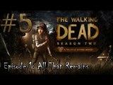 Sonic玩The Walking Dead Season 2 Episode 1: Pt 5『霸氣Clementine!』