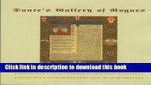 Download Dante s Gallery of Rogues: Paintings of Dante s Inferno PDF Free
