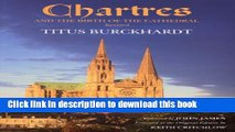 Read Chartres and the Birth of the Cathedral Ebook Free