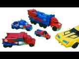 트랜스포머 장난감 옵티머스프라임 4종 Transformers Optimus Prime Car Toys