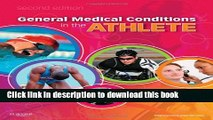 Books General Medical Conditions in the Athlete Free Online