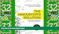READ FREE FULL  The Innovator s Solution: Creating and Sustaining Successful Growth  READ Ebook