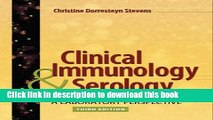 [PDF] Clinical Immunology and Serology: A Laboratory Perspective (Clinical Immunology and Serology