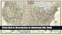 Ebook United States Executive Poster Size Wall Map (tubed) (National Geographic Reference Map)