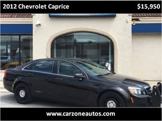 Chevrolet Caprice Resource | Learn About, Share and Discuss