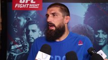 Fighting in Utah a dream come true for UFC Fight Night 92's Court McGee