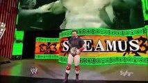 WWE Smackdown 06/20/2014 - John Cena & Roman Reigns & Sheamus v.s Alberto Del Rio & Bray Wyatt & Cesaro & Randy Orton
