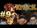 PS4『Knack』#9 - 去啦!超音蝠 (偽Pokemon) w/ Hins