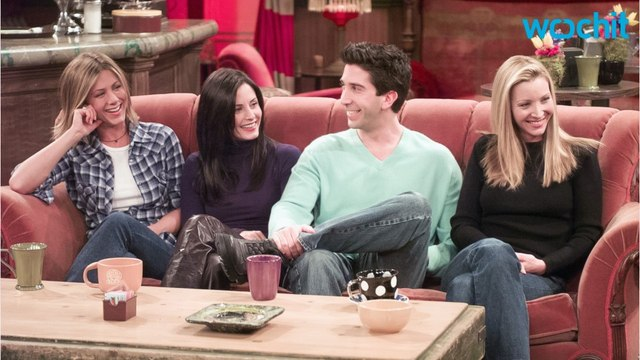 Phoebe's Ending On 'Friends' Was Originally Different