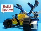 Lego Chima(레고 키마) 70013  Equila's Ultra Striker Build Review