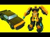 Transformers High octane Bumblebee power attackers car toys 트랜스포머 하이옥탄 범블비 파워어택커즈 장난감