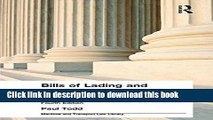 [Download] Bills of Lading and Bankers  Documentary Credits (Maritime and Transport Law Library)