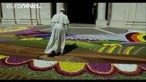 """Papa Francisco faz peregrinação a Assis para assinalar os 800 anos do """"Perdão de Assis"""""""