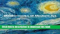 [Read PDF] Masterworks of Modern Art from The Museum Of Modern Art, New York Ebook Free