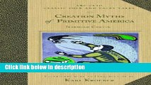 Books Creation Myths of Primitive America (Classic Folk and Fairy Tales) Free Download