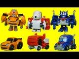 Transformers Snoopy Bumblebee Optimusprime car toys 트랜스포머 스누피 범블비 옵티머스프라임 장난감