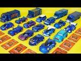 터닝메카드 장난감 블루 에반 네오 요타 타나토스 독꼬리   점보메카니멀 18개 자동차 Turningmecard 18 Car Toys