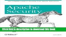 Ebook Apache Security Full Online