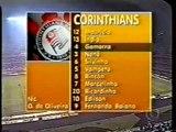Corinthians 2x0 Palmeiras Quartas de Final Libertadores 1999