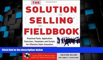 The Solution Selling Fieldbook Download