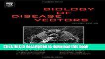 Books Biology of Disease Vectors, Second Edition (Marquardt, Biology of Disease Vectors) Free