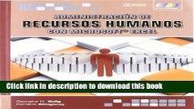 Ebook ADMINISTRACION DE RECURSOS HUMANOS CON MICROSOFT EXCEL Full Online