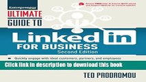 Ebook Ultimate Guide to LinkedIn for Business (Ultimate Series) Free Online